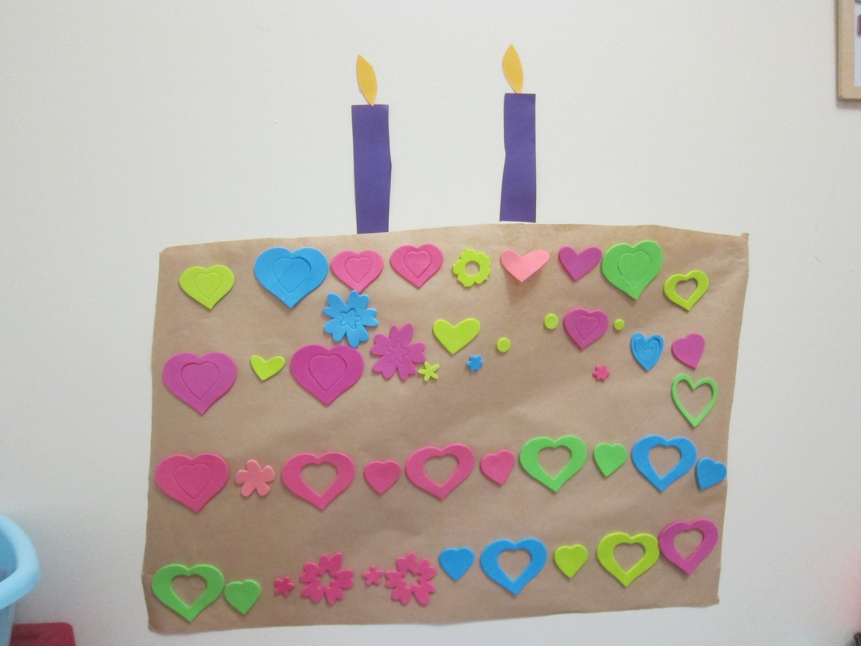 Sticky Foam Birthday Cake (7)