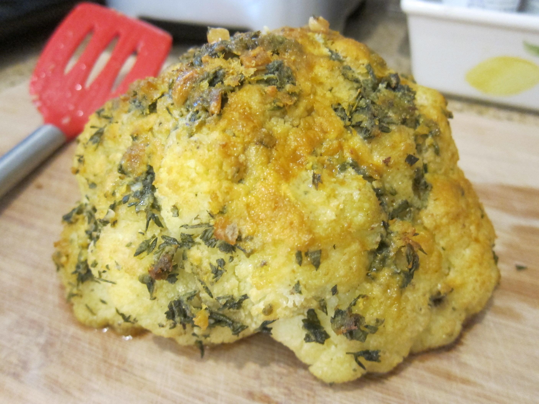 Whole Roast Cauliflower (6)