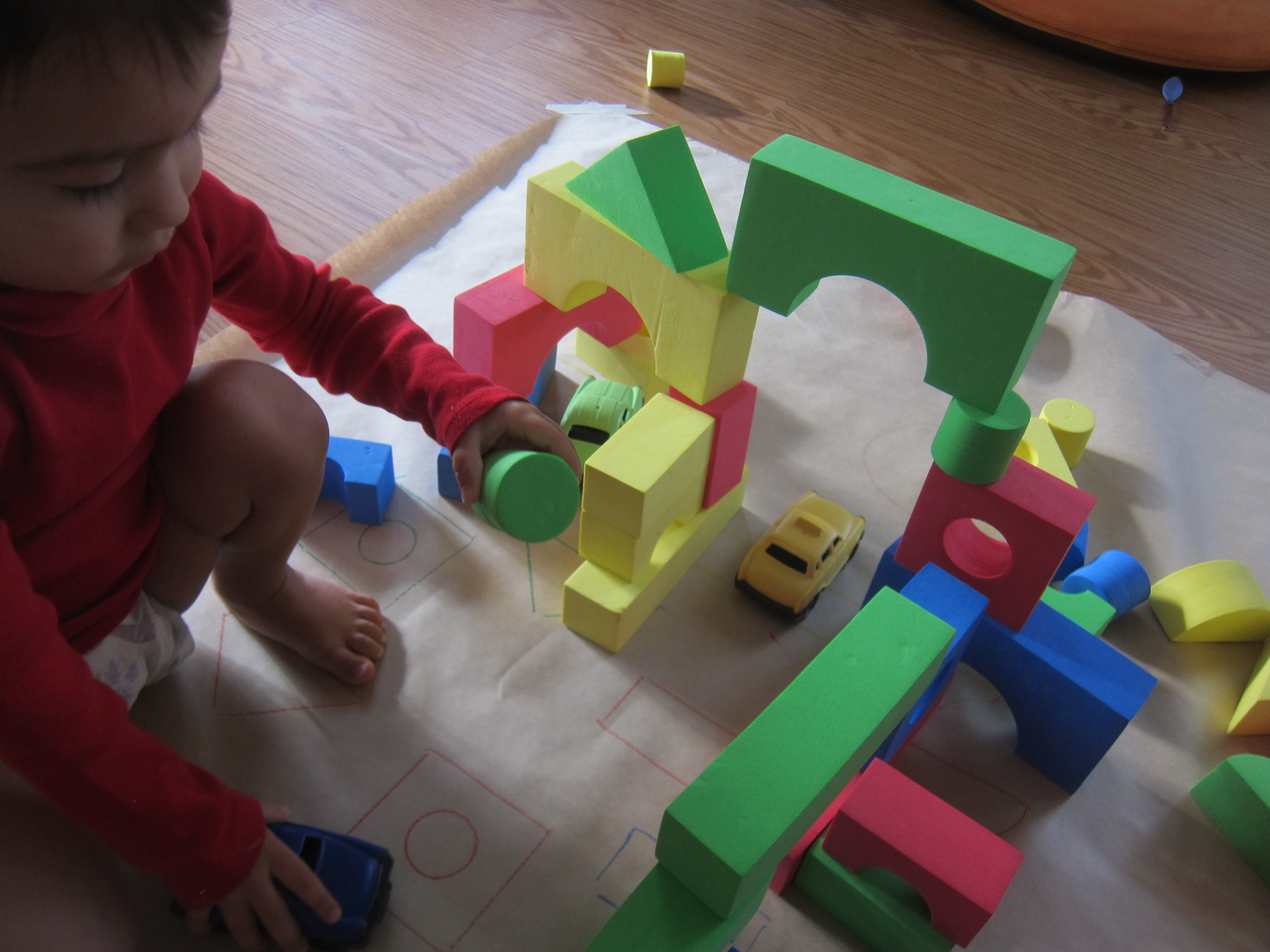 Block Learning Shape and Color (13)