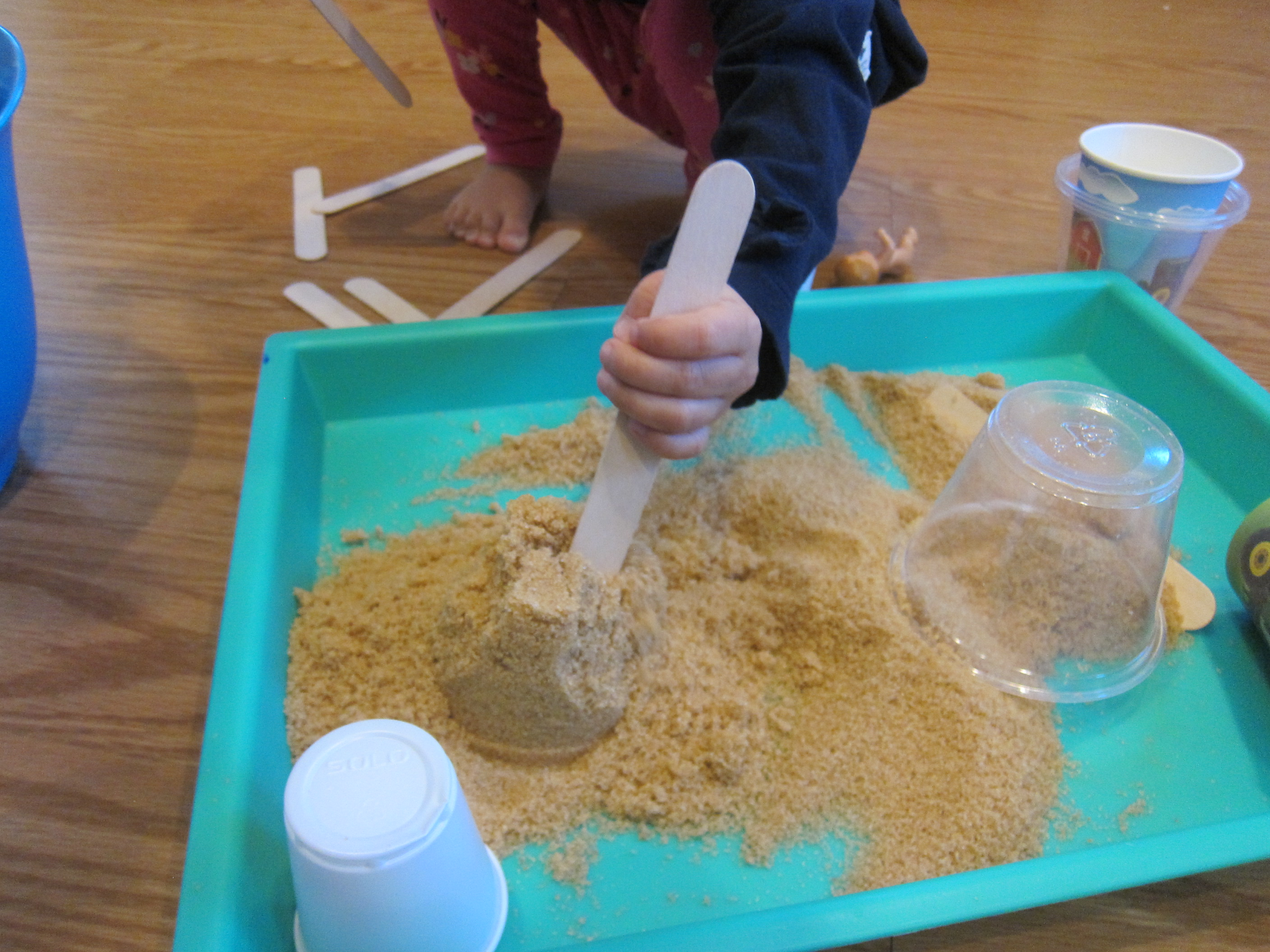 Brown Sugar Sand Castles (5)