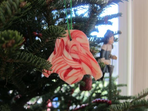 Candy Cane Ornaments var
