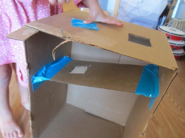 Cardboard Box Ramps (2)