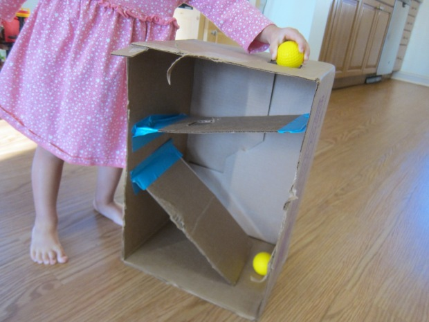 Cardboard Box Ramps (4)