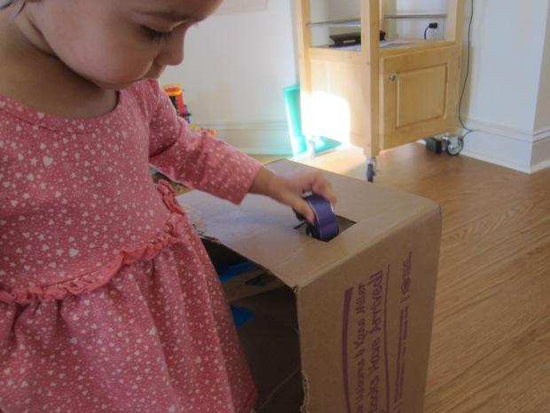Cardboard Box Ramps (6)