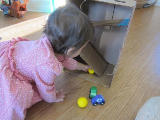Cardboard Box Ramps (7)