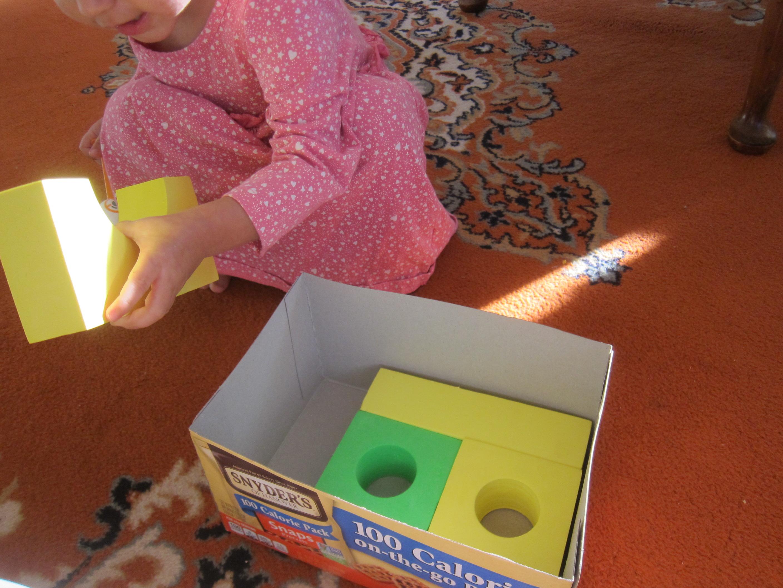Chock-Ful of Blocks (1)
