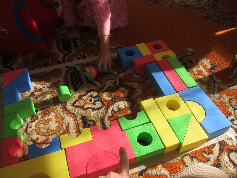 Chock-Ful of Blocks (4)