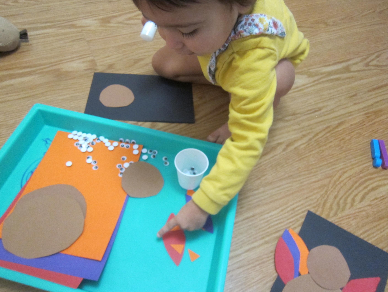 Create a Turkey Tray (5)