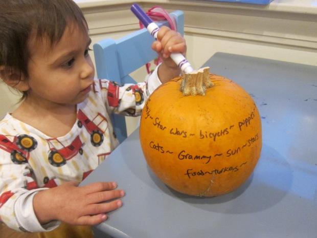 Gratitude Pumpkin (2)
