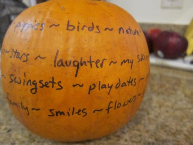Gratitude Pumpkin (5)