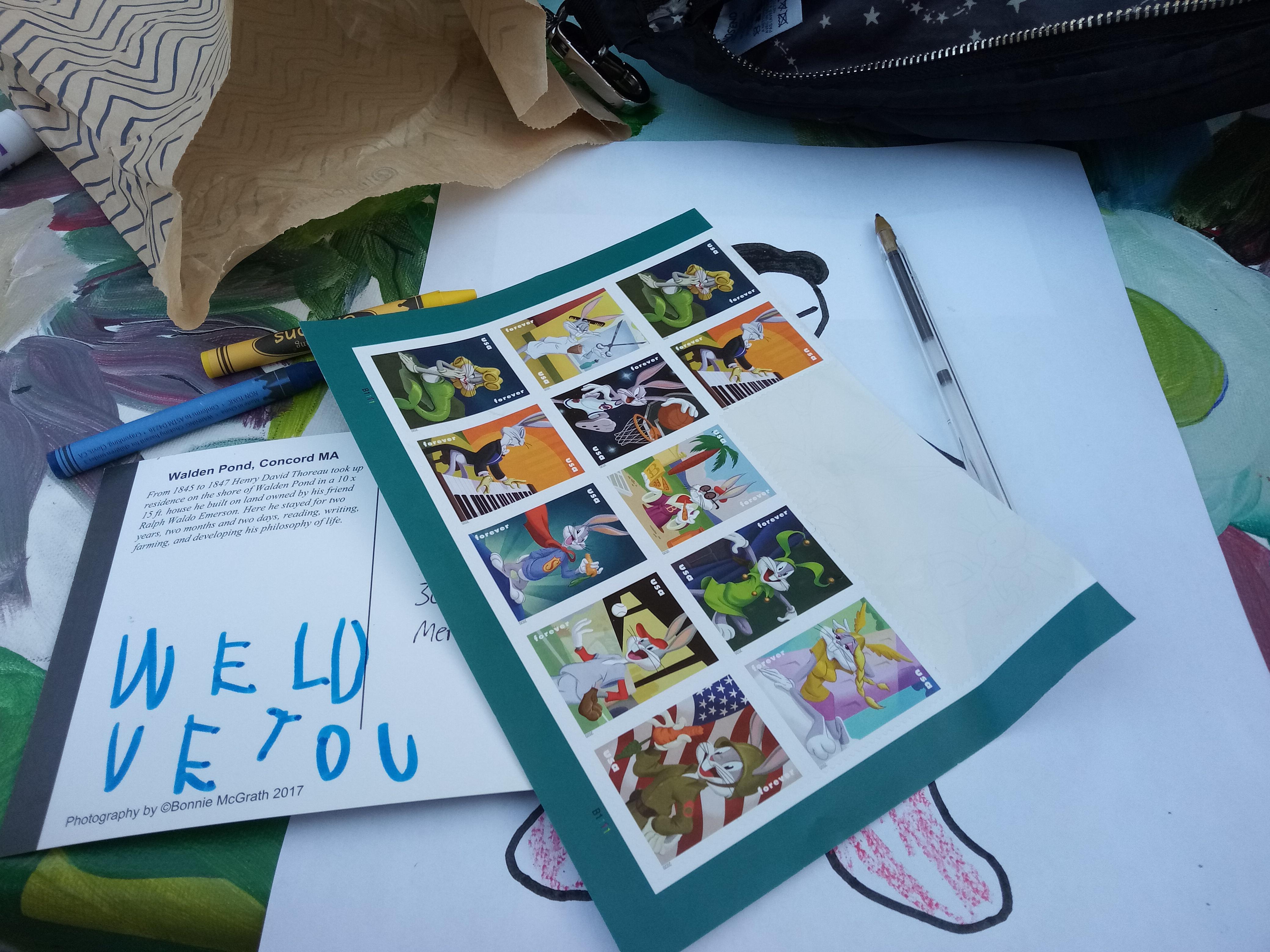 Kindness snail mail (3)