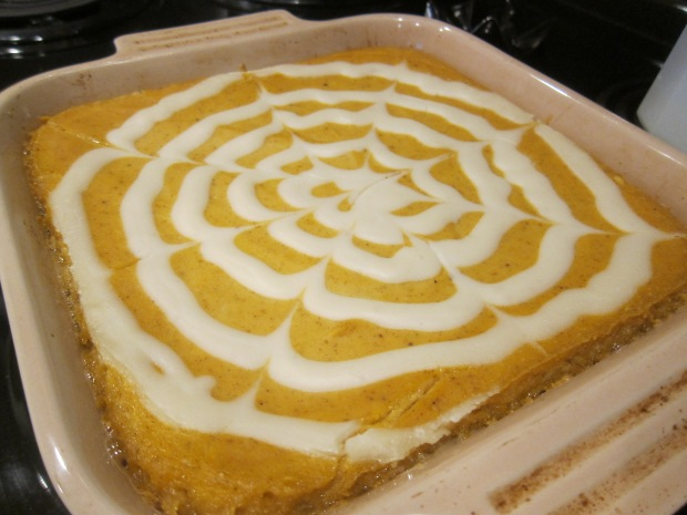 Pumpkin Cheeseback Bars (4)