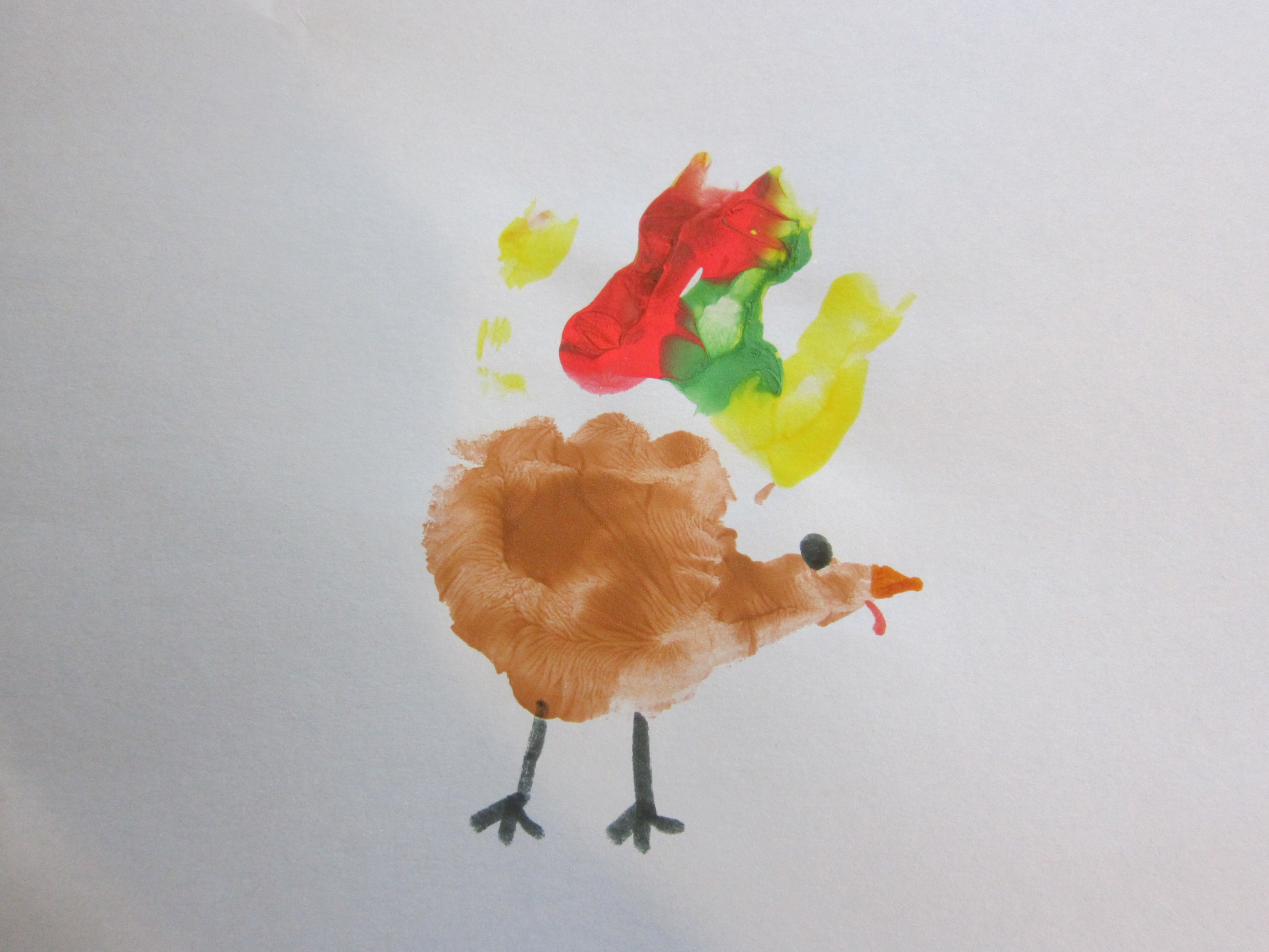 Rainbow Turkey (4)
