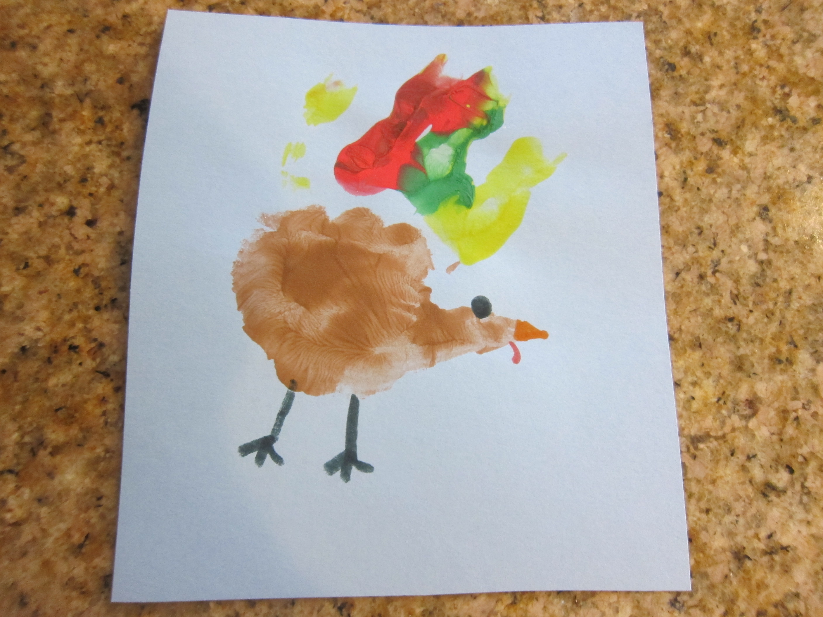 Rainbow Turkey (5)