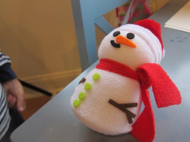 Snowman Wobbler (5)