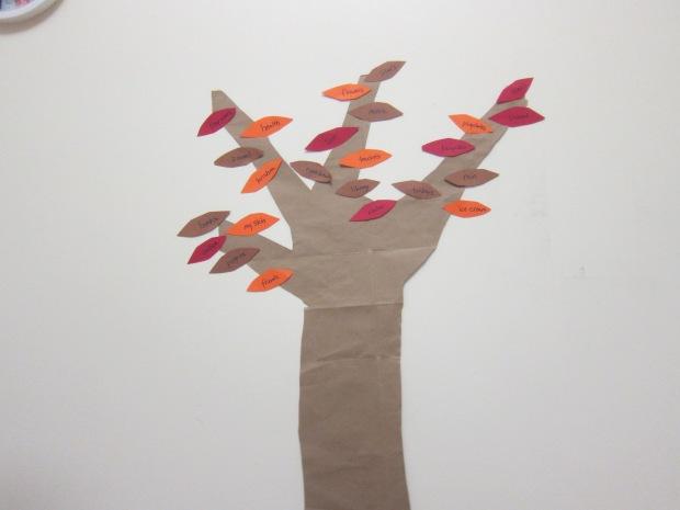 Thankful Tree (7)