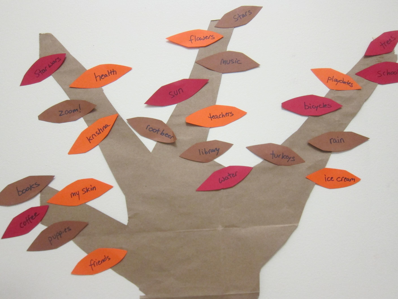 Thankful Tree (8)