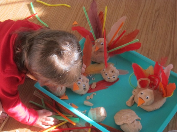 Turkey Play Dough (14)