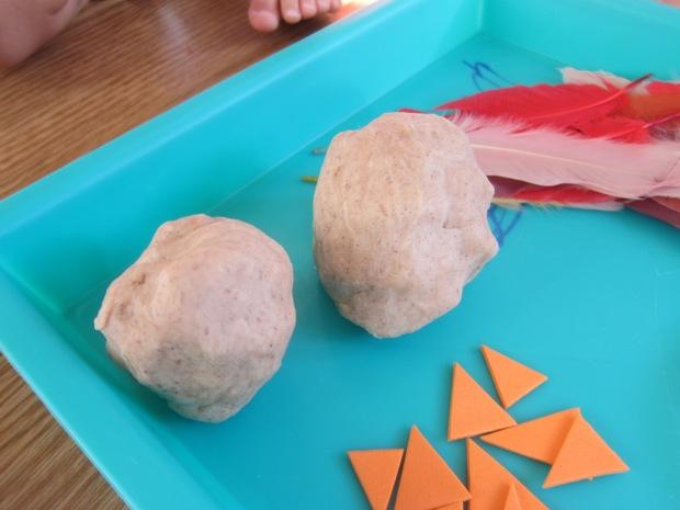 Turkey Play Dough (2)