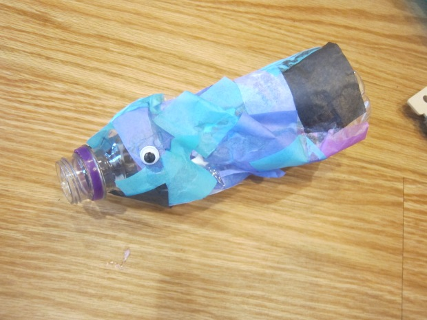 Water Bottle Fish Mobile (4)