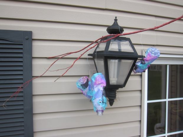 Water Bottle Fish Mobile (7)