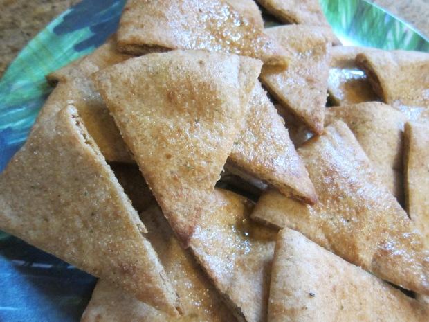 Baked Pita Chips (1)