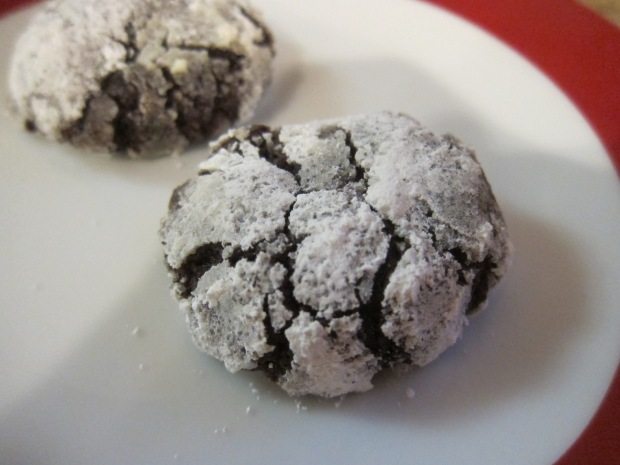Chocolate Snowball Cookies (4)
