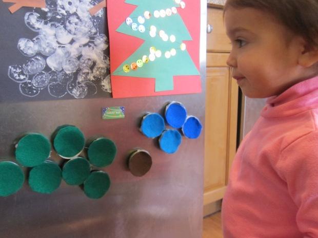 Christmas Tree Magnets (7)