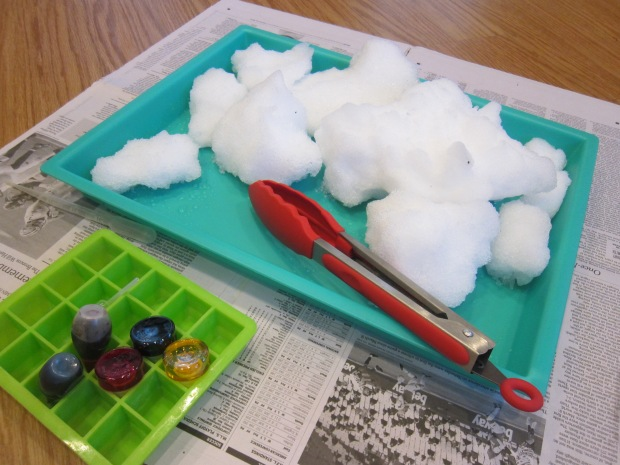 Coloring Snow with Droppers (1)