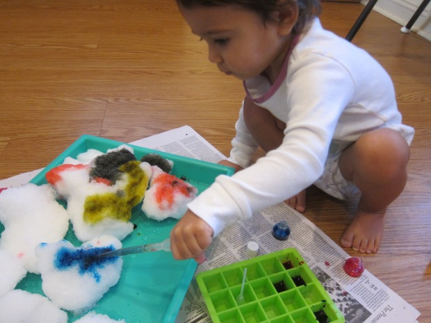 Coloring Snow with Droppers (4)