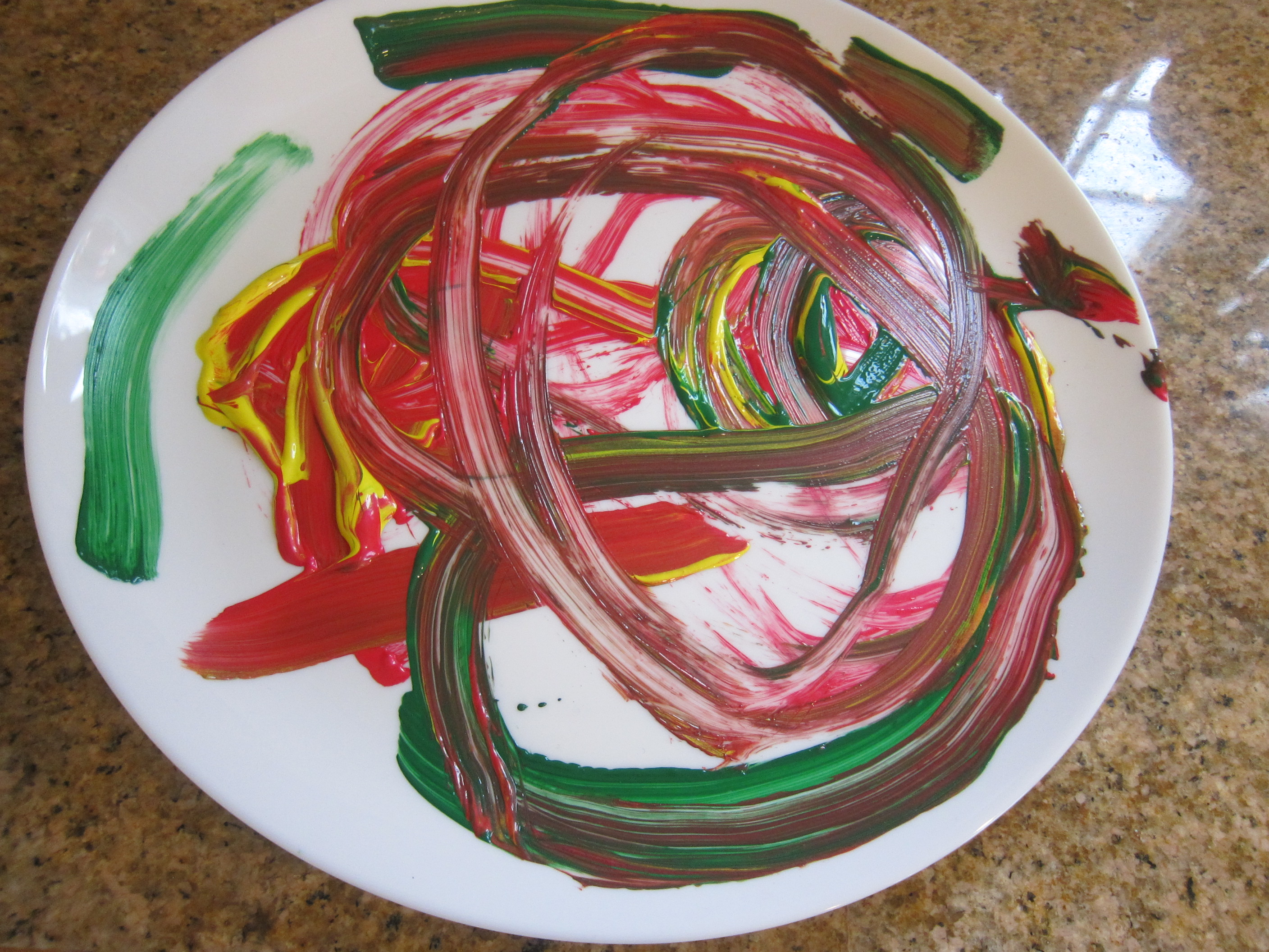 Cookie Plate for Santa (5)