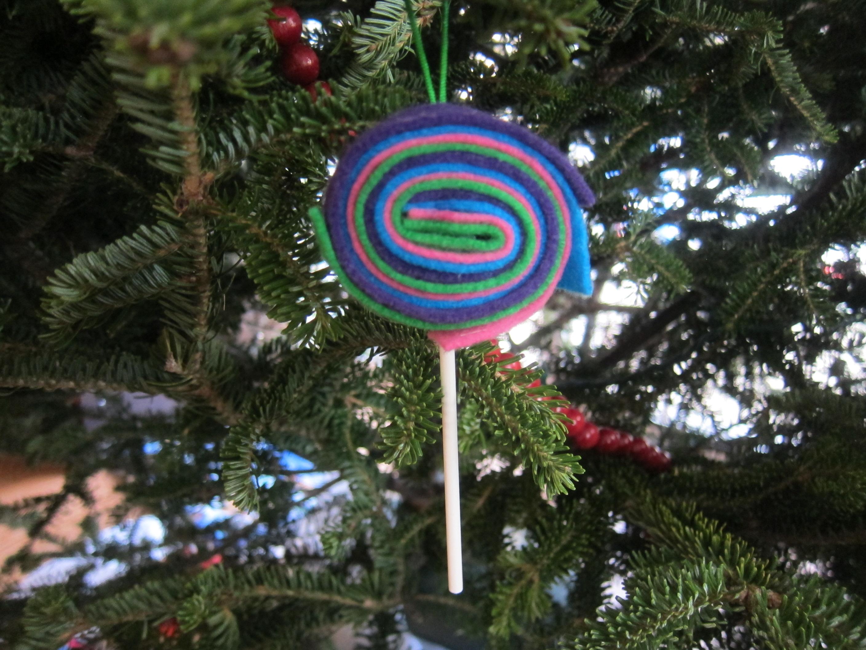 Felt Lollipop (1)