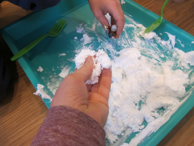 Making Snow (2)