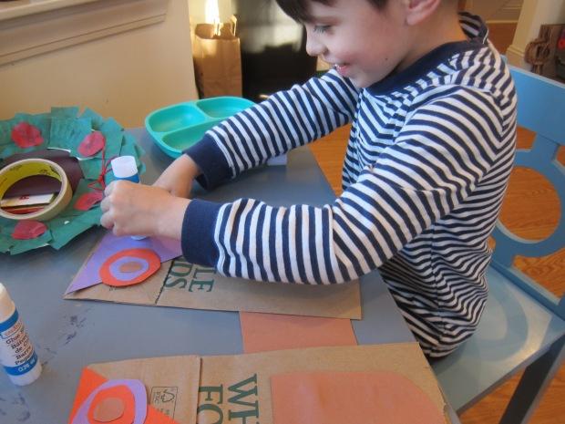 Paper Bag Owl Puppets (4)