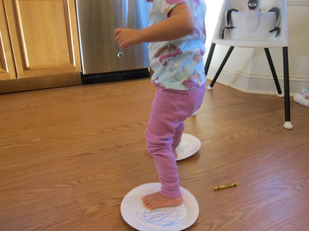 Paper Plate Skating (3)