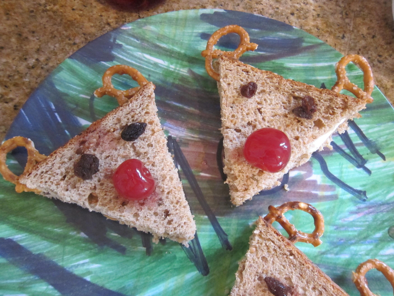 Rudolph Sandwiches (4)