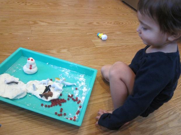 Snowy White Play Dough (11)