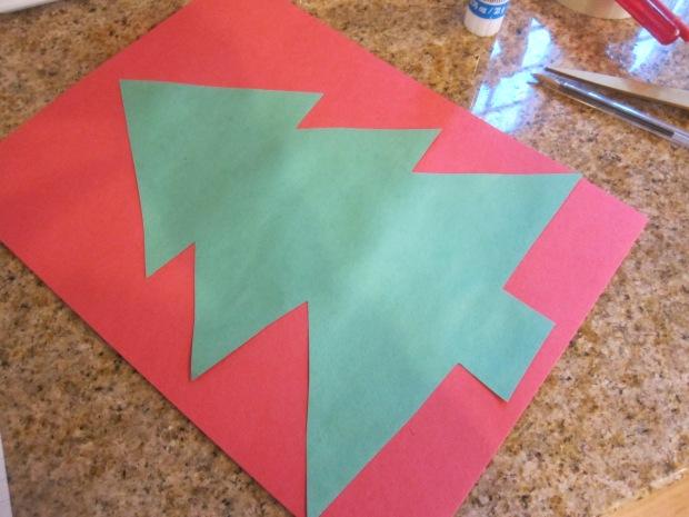Sticker Christmas Tree (1)