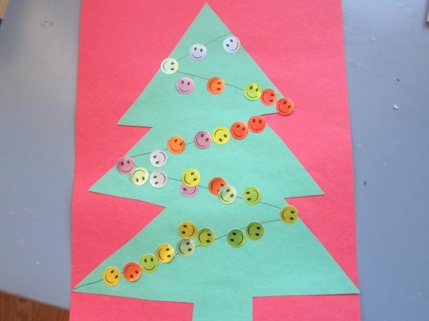 Sticker Christmas Tree (9)