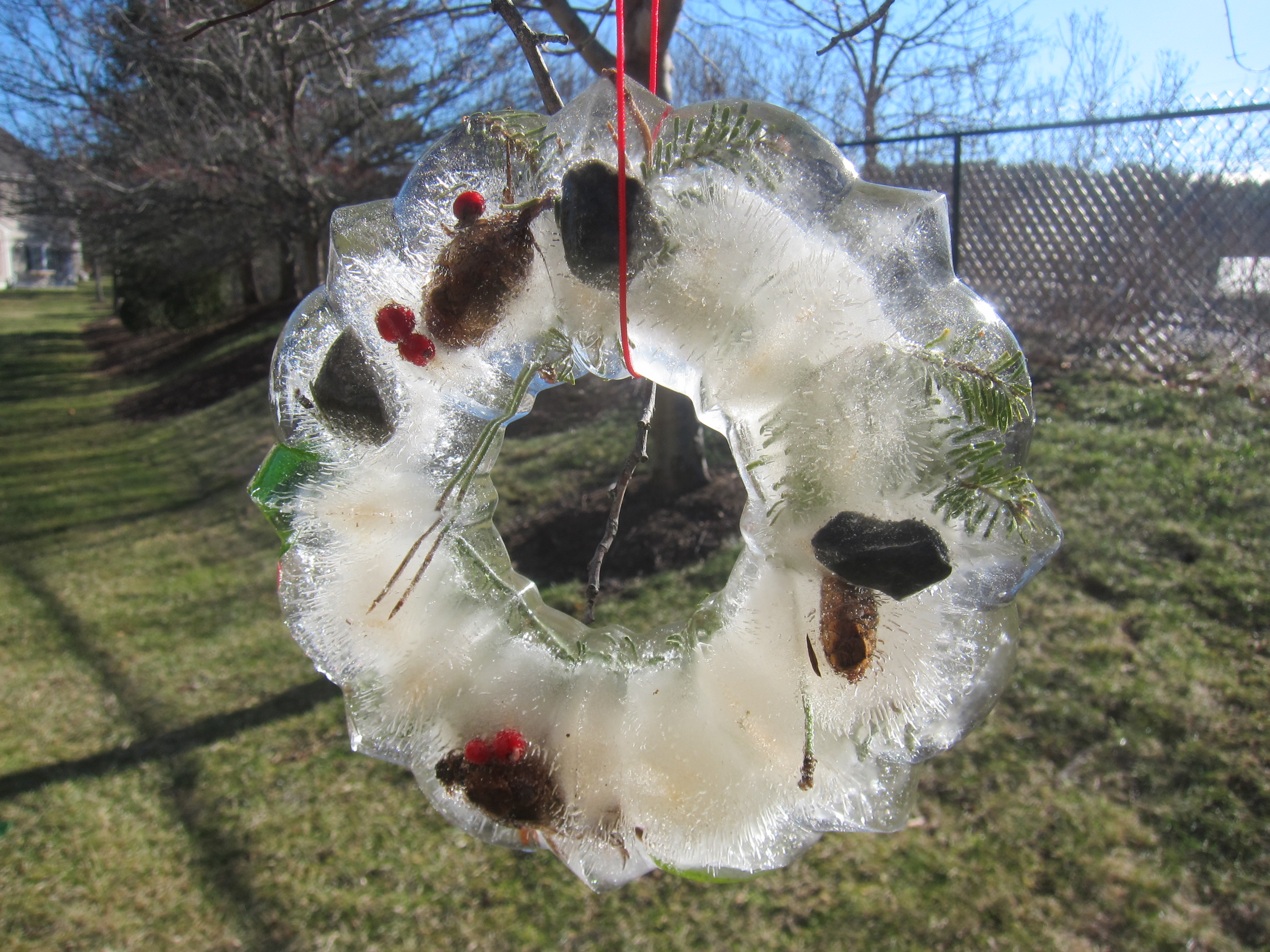 Bundt Pan Suncatcher (10)