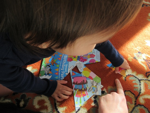 Cereal Box Puzzles (5)