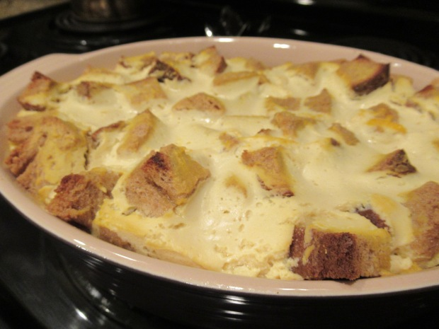 Egg and Cheese Strata (1)