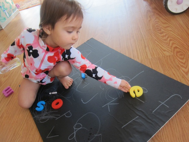 Learning Letter Squirt (10)