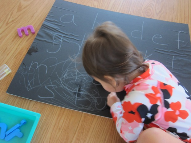 Learning Letter Squirt (5)