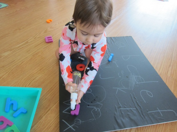 Learning Letter Squirt (9)