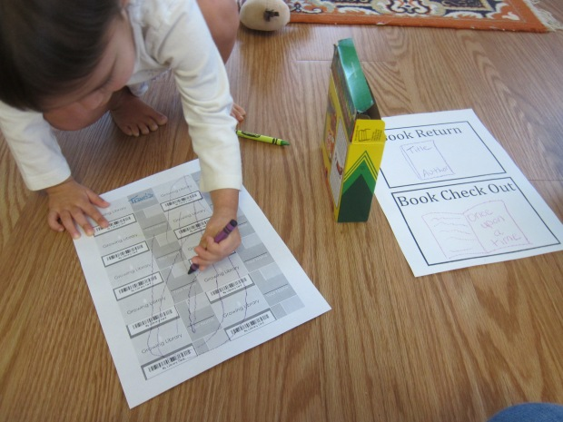 Library Dramatic Play (1)