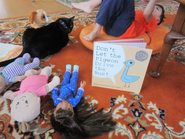 Library Dramatic Play (9)