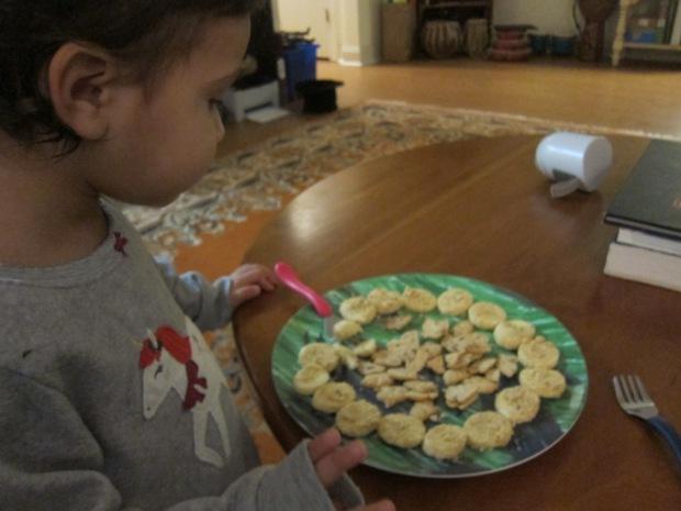 No-Bake Banana Cookies (5)