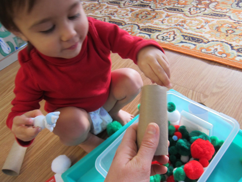 Pom Pom Busy Box (11)