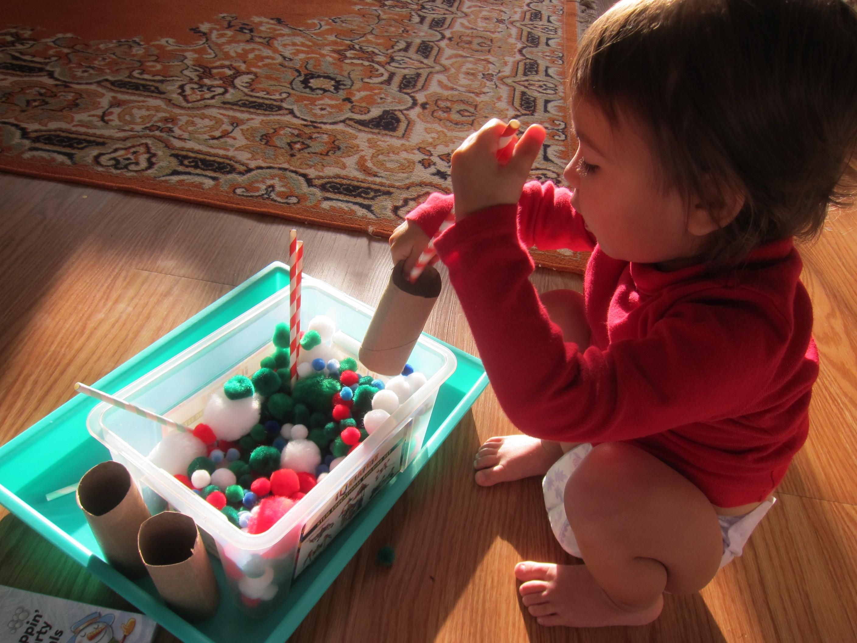 Pom Pom Busy Box (3)